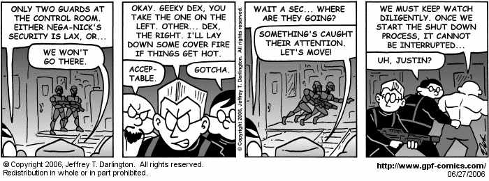 [Comic for Tuesday, June 27, 2006]