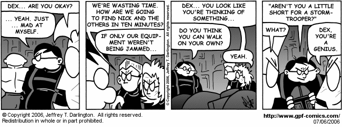 [Comic for Wednesday, July 12, 2006]