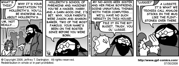 [Comic for Wednesday, July 30, 2008]