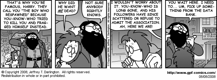 [Comic for Friday, August 8, 2008]