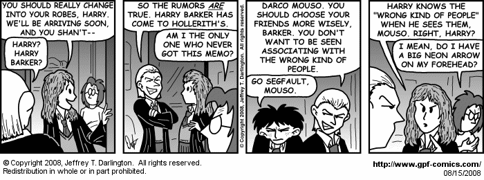 [Comic for Friday, August 15, 2008]