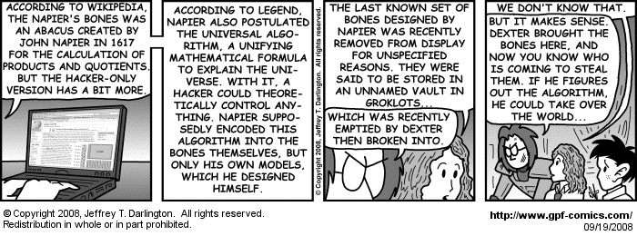 [Comic for Friday, September 19, 2008]