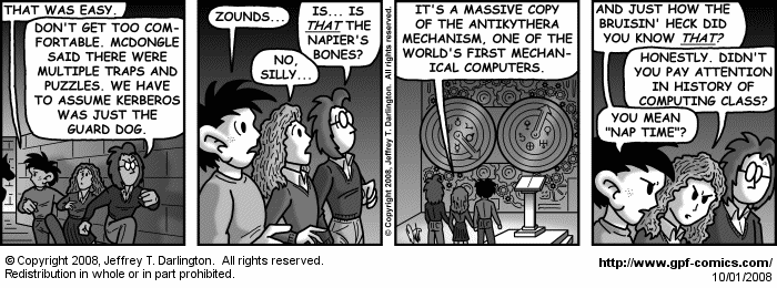 [Comic for Wednesday, October 1, 2008]