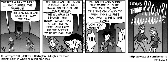 [Comic for Wednesday, October 15, 2008]
