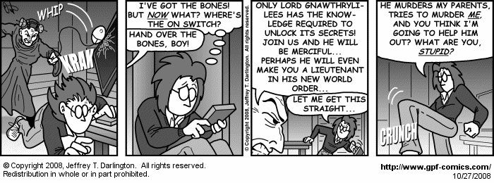 [Comic for Monday, October 27, 2008]