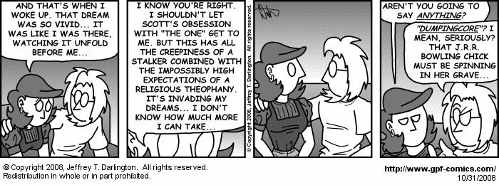 [Comic for Friday, October 31, 2008]