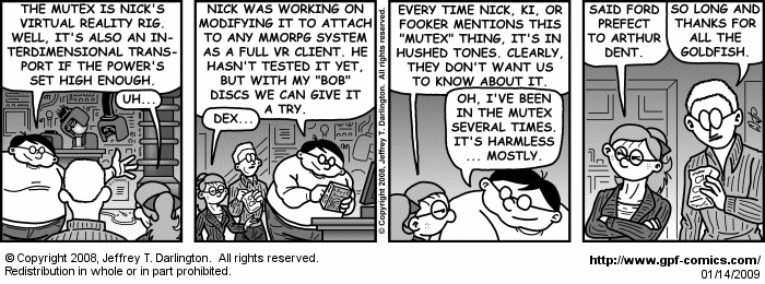 [Comic for Wednesday, January 14, 2009]