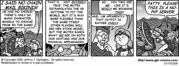 [Comic for Monday, January 19, 2009]