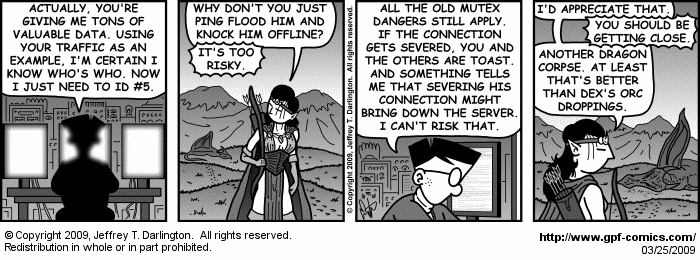 [Comic for Wednesday, March 25, 2009]