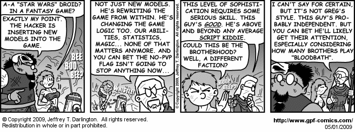 [Comic for Friday, May 1, 2009]
