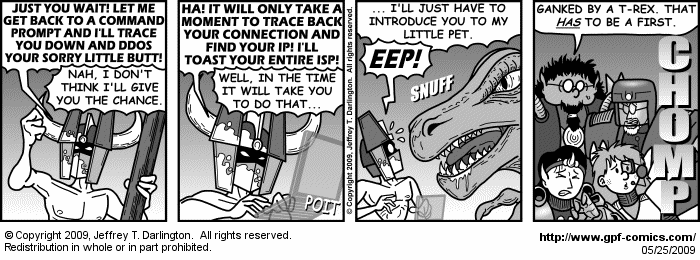 [Comic for Monday, May 25, 2009]