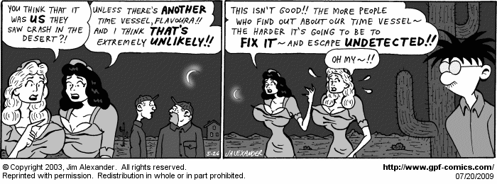 [Comic for Monday, July 20, 2009]
