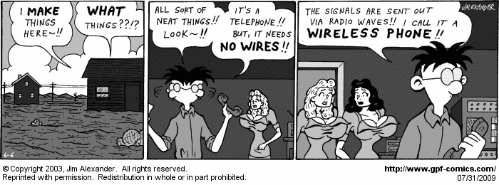 [Comic for Friday, July 31, 2009]