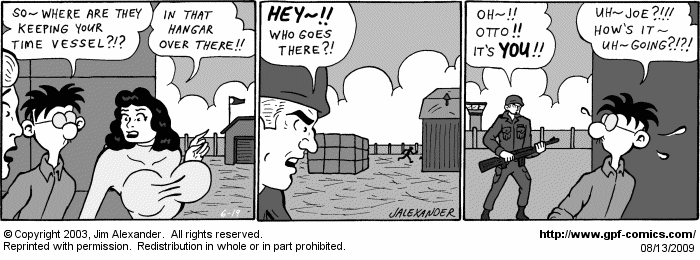 [Comic for Thursday, August 13, 2009]