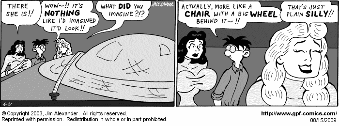 [Comic for Saturday, August 15, 2009]