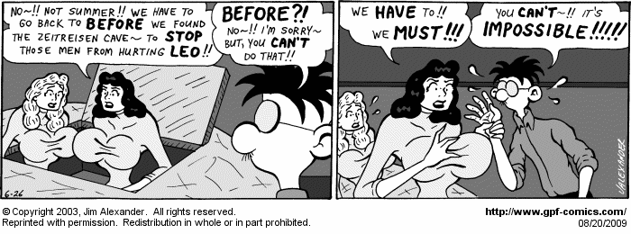 [Comic for Thursday, August 20, 2009]