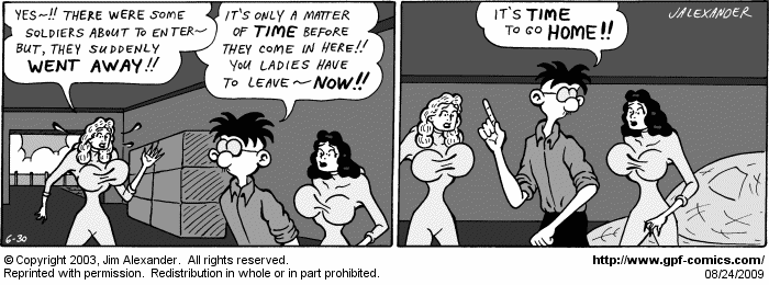 [Comic for Monday, August 24, 2009]