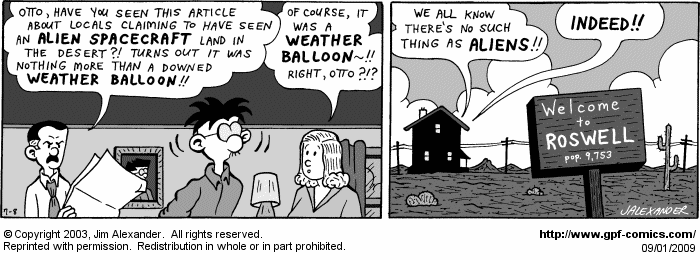 [Comic for Tuesday, September 1, 2009]