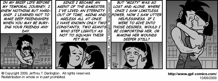 [Comic for Friday, October 9, 2009]