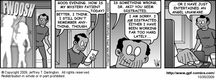 [Comic for Friday, October 30, 2009]