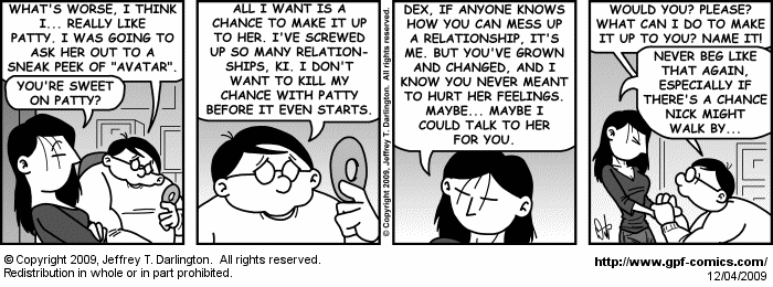 [Comic for Friday, December 4, 2009]