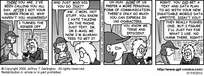 [Comic for Monday, January 18, 2010]