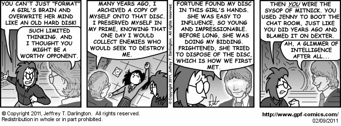 [Comic for Wednesday, February 9, 2011]