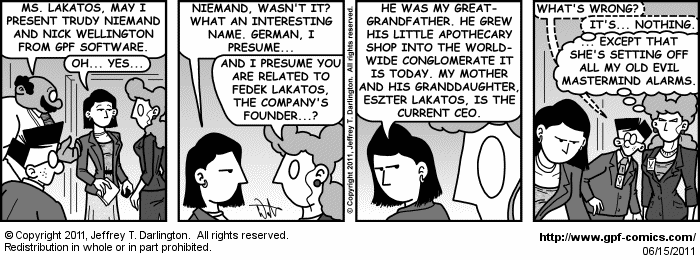 [Comic for Wednesday, June 15, 2011]
