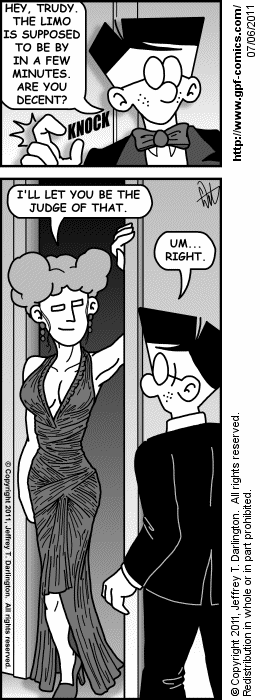 [Comic for Wednesday, July 6, 2011]