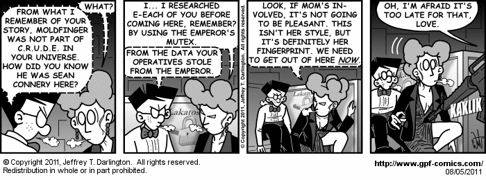 [Comic for Friday, August 5, 2011]