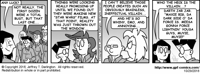 [Comic for Monday, October 29, 2018]