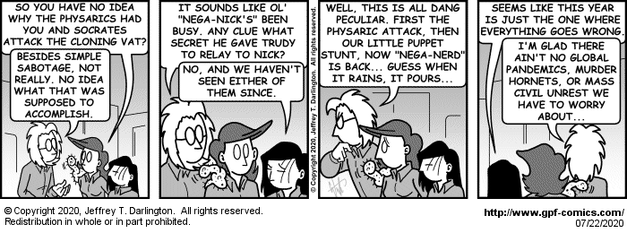 [Comic for Wednesday, July 22, 2020]