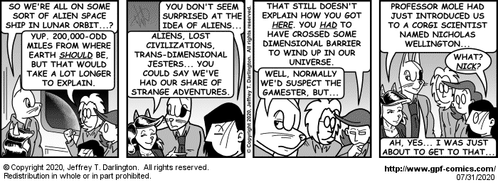 [Comic for Friday, July 31, 2020]
