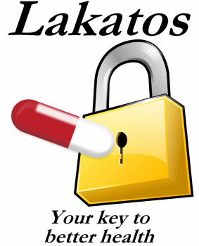 Lakatos Pharmaceuticals promotional poster